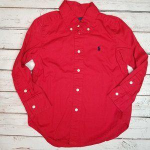 Ralph Lauren | Button Down Long Sleeve Shirt